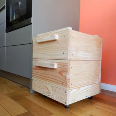 Boîte à Terre en kit – 2 plateaux